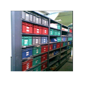 Compactors Storage System for Plastic Crates