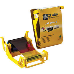 Zebra ZXP3 800033-340IN Full Panel Color Ribbon