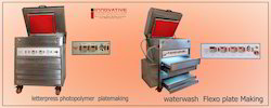 Photo Polymer Printing Plate Making Machine A4FL