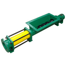 Cement Screw Pump