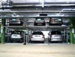 multi level car parking system pdf