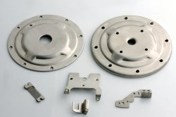 Stainless Steel Pressed Components