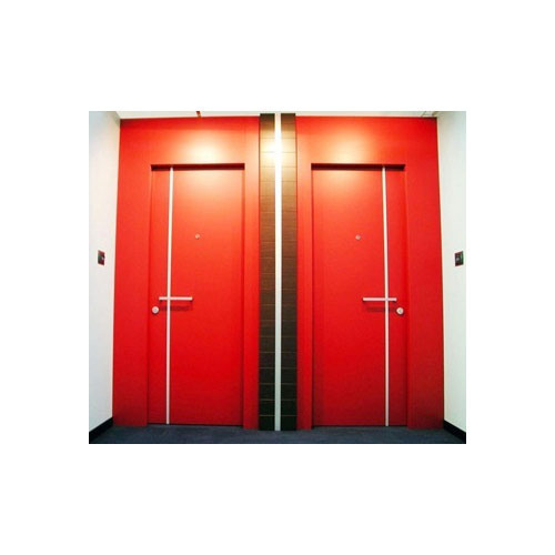 Fire Resistant Doors Fire Rated Shaft Doors Manufacturer From Pune