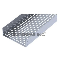 Straight Flange Perforated Cable Trays