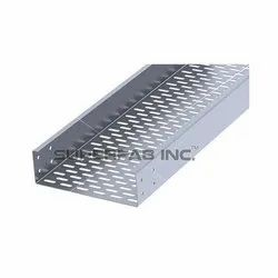 Inside Flange Perforated Cable Trays