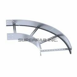 Ladder Cable Tray Horizontal Elbow 90