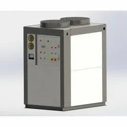 Color Coated Air Cooled Chillers