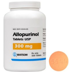 Allopurinol 300 Mg Tablets