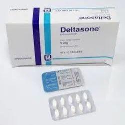 40mg / 5 mg  Deltasone (Prednisone)