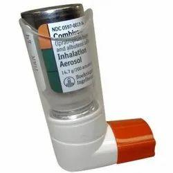 100Mcg Combivent (Albuterol, Ipratropium)