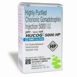 Hucog Injection 5000 Iu