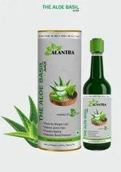 Aloe Vera Juice With Tulsi Flavour