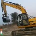 Slope Compactor for JCB Excavator