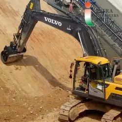 Slope Compactor for Volvo Excavator