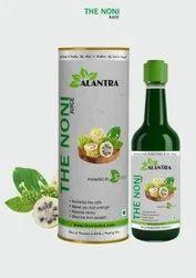 Noni juice with stevia