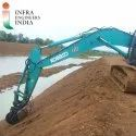 Slope Compactor for Kobelco Excavator