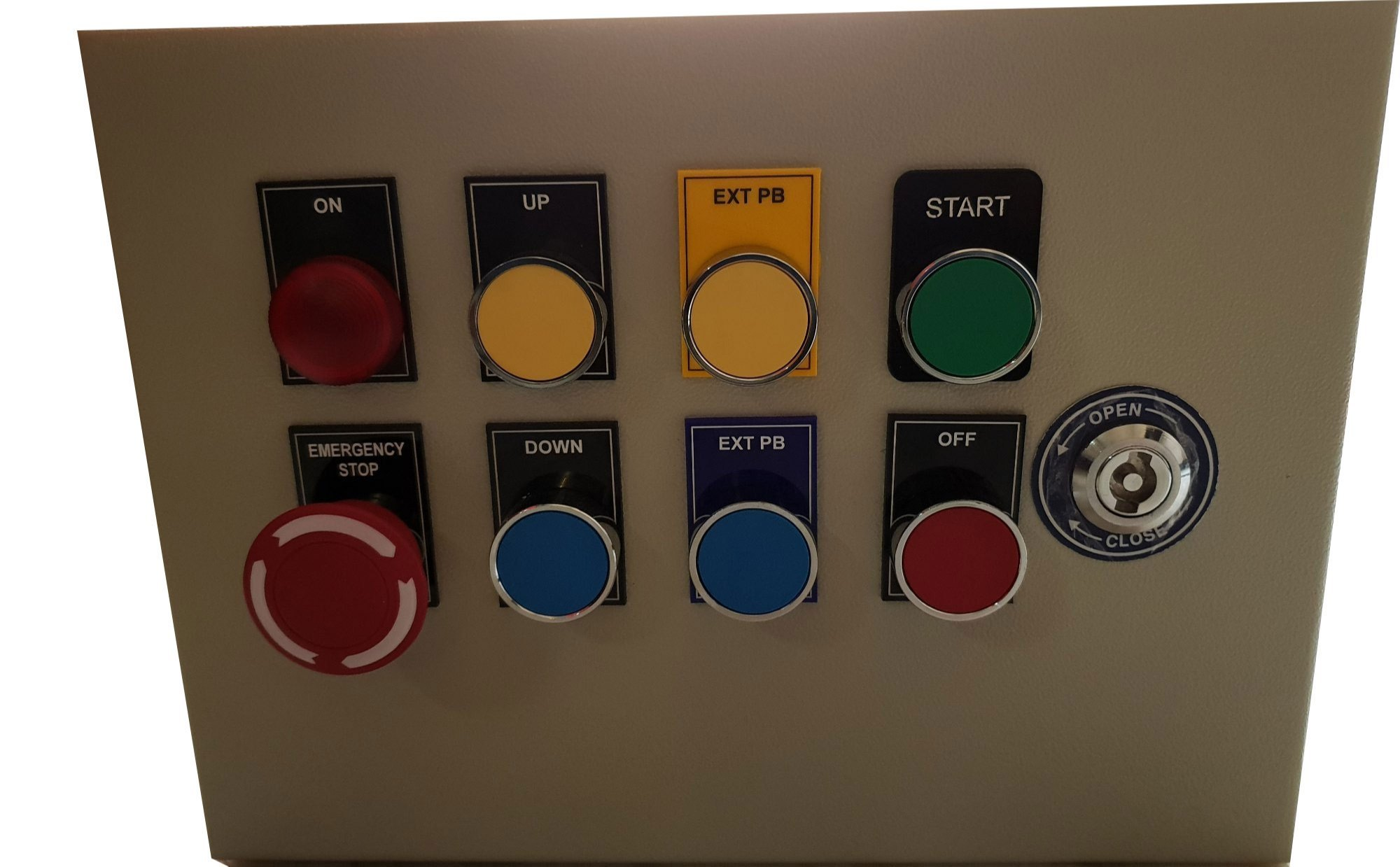 5Amp Motor Controlling Push Button Station