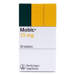 Mobic 15mg Tablets