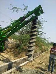 Hole Post Digger