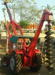 Industrial post hole Diggers