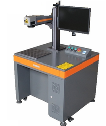 Laser Marking Machine for Metal - Deep and Surface Marking