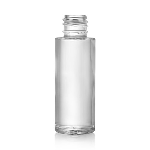 Cosmetic Glass Bottles Jars - 500ml Rose Water Glass Bottle