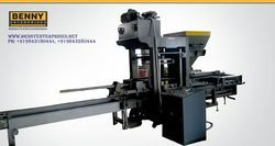 High Quality Concrete paver Automatic machine .