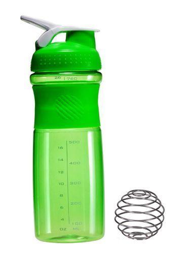 Green Heavy Blender Bottles