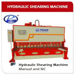 Hydraulic Shearing Machine HSM 325 Standard Model