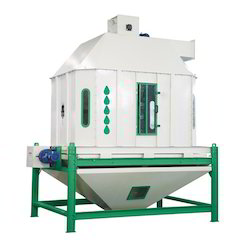 Cattle Feed Cooler, Capacity: 1-20 ton/hr