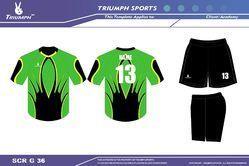 Girls Soccer Uniforms