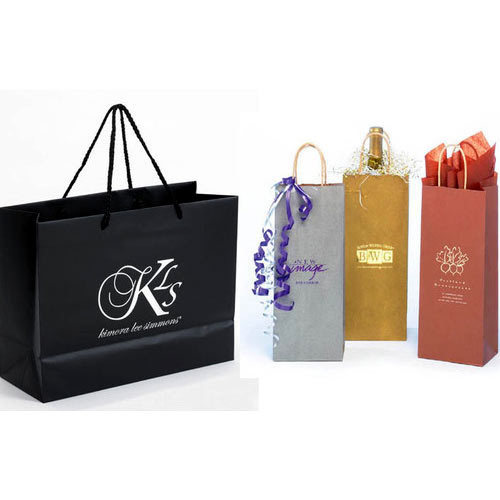 the purpose of paper bags In addition to its use as a wrapping paper, it is converted into such products as: grocery bags, envelopes, gummed sealing tape, asphalted papers, multiwall sacks, tire wraps, butcher wraps, waxed paper, coated paper, as well as specialty bags and sacks.