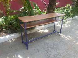Three Seater Sharon Bench & Desk