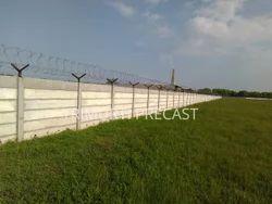 Modular Concrete Wall