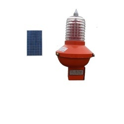 Solar Aviation Obstruction Light