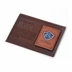 Designer Leather Patch