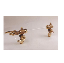 Gun Metal Gauge Glass