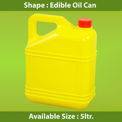 Edible Oil Can