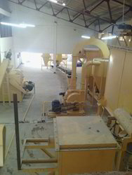 Plaster Of Paris Powder Making Machine