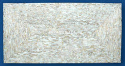 White Mother of Pearl Kitchen Slabs