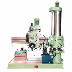 Single Column Radial Drill Machine