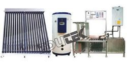 Solar Heating Hot Water Boiler Experimental Equipment