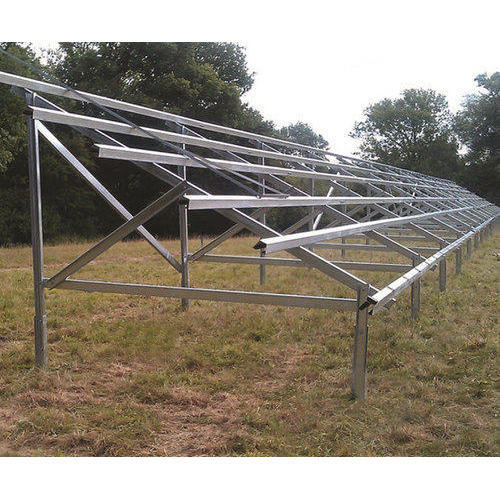 Solar Gi Structure Gi Mounting Structure Manufacturer