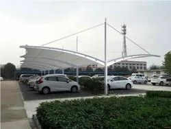 Conical Car Parking Structure
