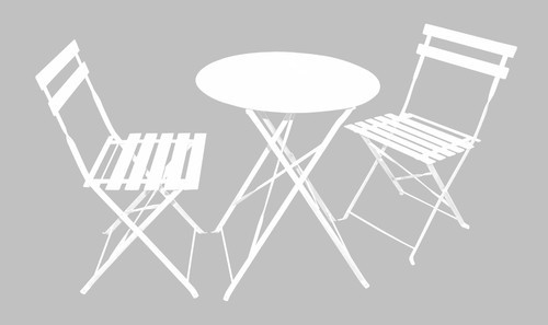 Outdoor Furniture - Outdoor Printed Table Chairs Set Manufacturer ...