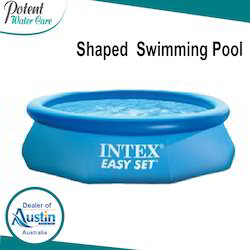 Shaped Swimming Pool