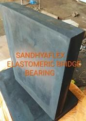 500x320x60mm Elastomeric Bridge Bearing Pad