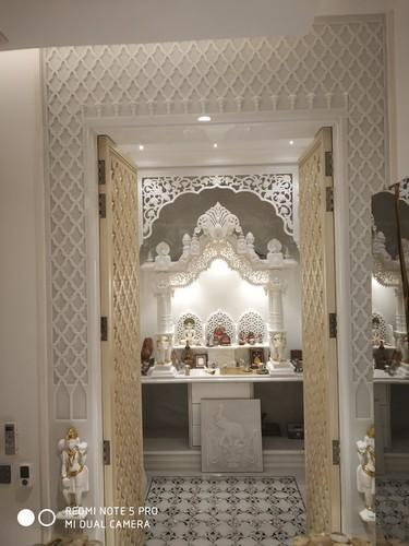 Marble Temple Pooja Room Home Temple Manufacturer From
