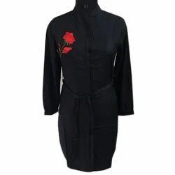 Ladies Modern Flower Tunic