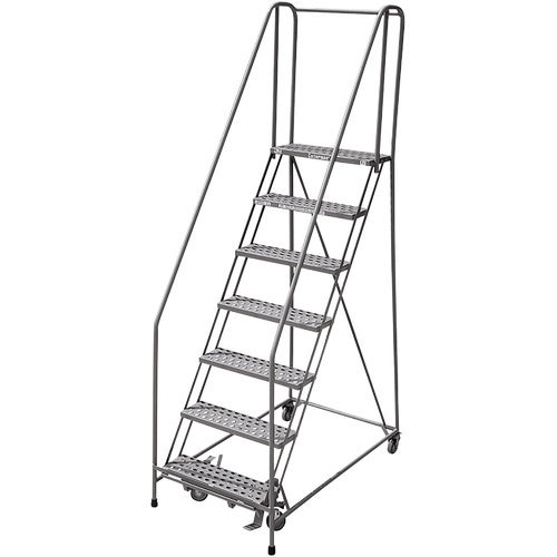 Merveilleux Rolling Stair Ladder